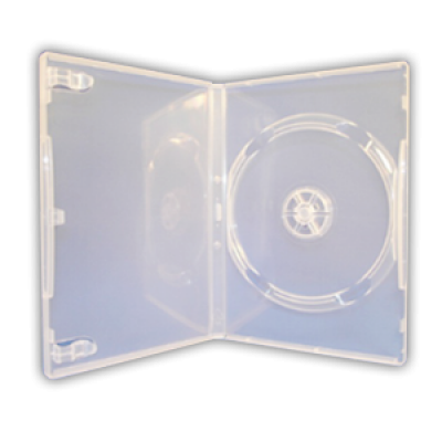 DVD Case (amaray) clear